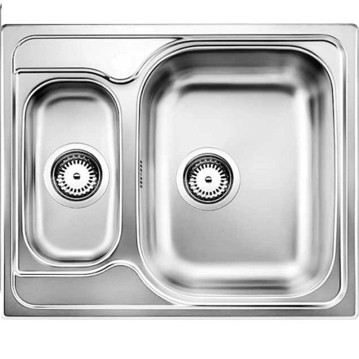 Все о металлических раковинах для кухни