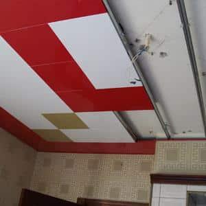 Какой потолок лучше для кухни с газовой плитой