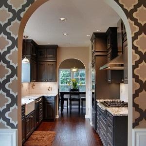 Установка арки на кухню вместо двери