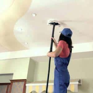 Все о двухуровневых натяжных потолках для кухни