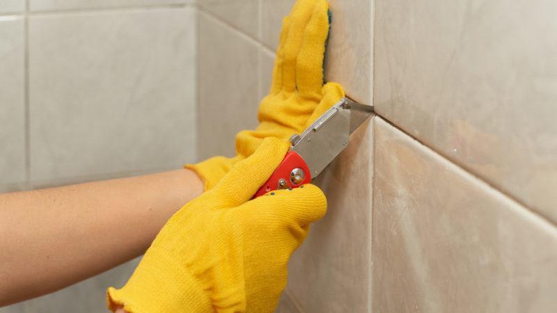 Как отмыть швы между плиткой в кухне