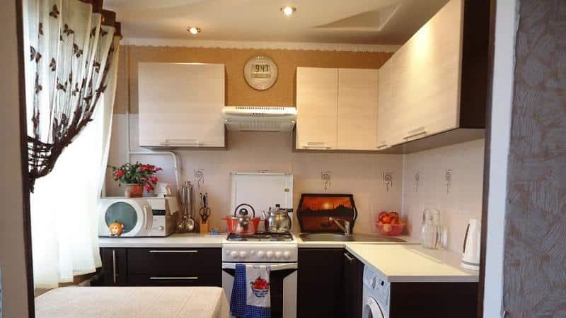 О ремонте кухни в хрущевке