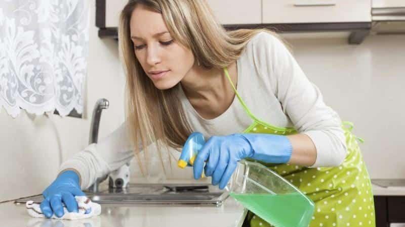 Все о кухнях из пластика