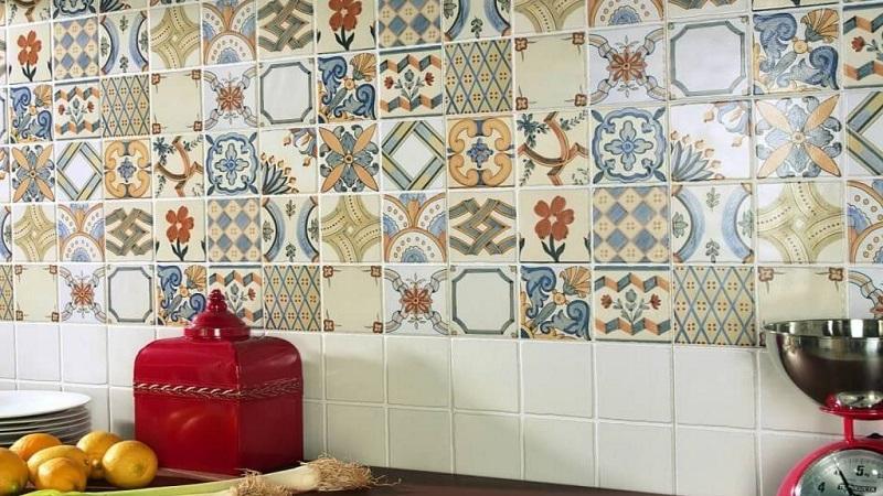 Все об итальянской плитке для кухни