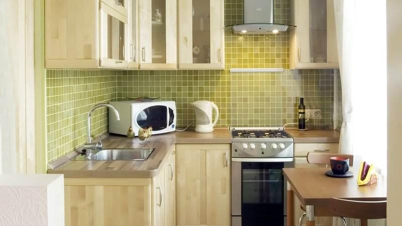 Всё о ремонте кухни своими руками