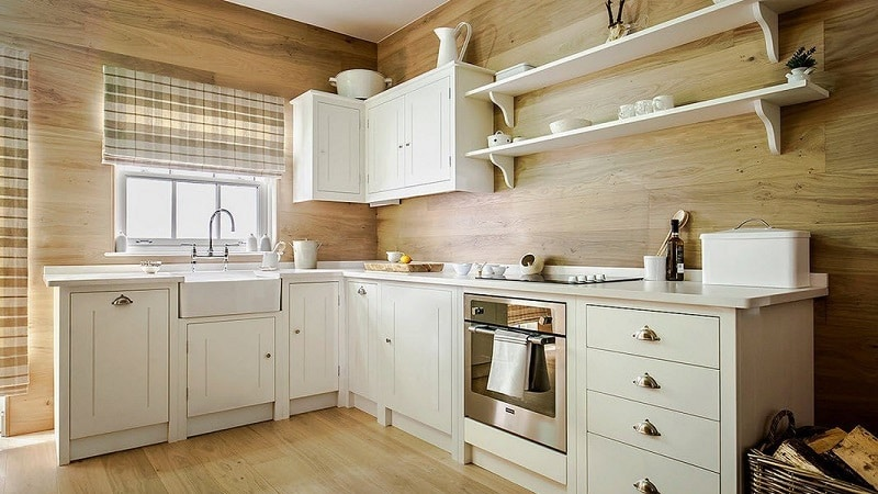 Дизайн кухонного интерьера площадью 10 кв метров