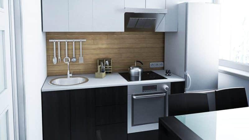 Дизайн маленькой кухни в хрущевке: идеи дизайна, как обустроить