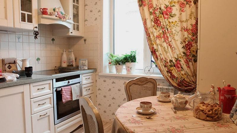 Примеры правильного дизайна маленькой кухни