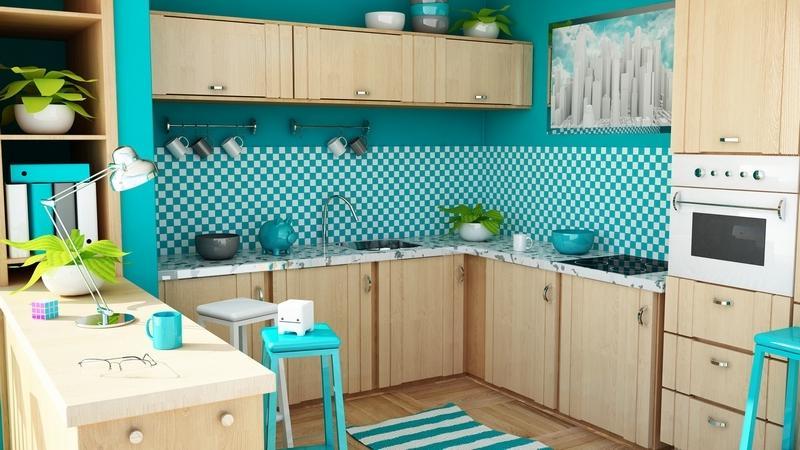 Все о моющихся виниловых обоях для кухни