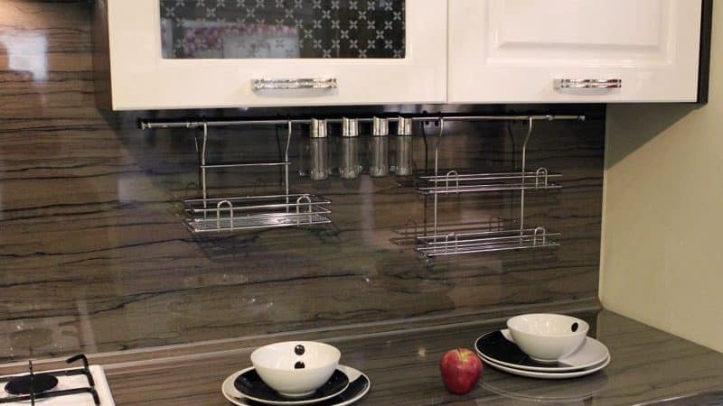 Всё об отделке кухни
