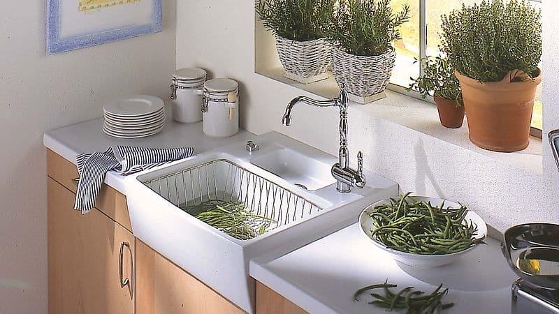 Рейтинг производителей кухонных моек