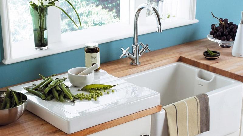 Все о керамических мойках для кухни