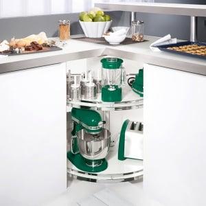 О волшебном уголке для кухни: производители и установка
