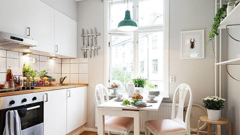Варианты бюджетного дизайна кухни
