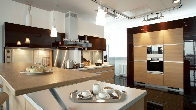 Идеи современного ремонта кухни