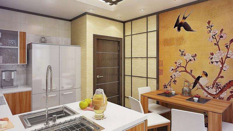 О кухне в японском стиле