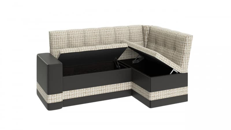 О кухонном диване-трансформере: модульном угловом и со спальным местом