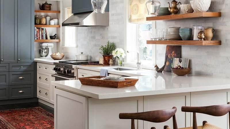 Особенности внутреннего наполнения кухни