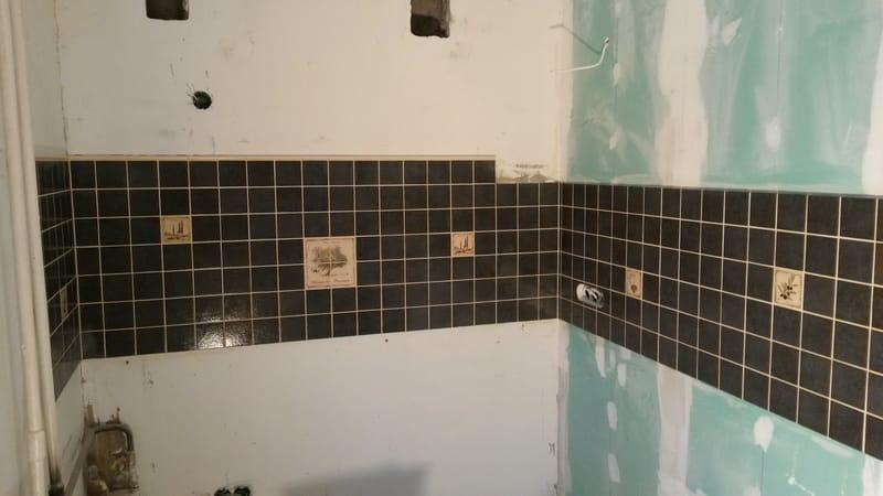 Укладка фартука из плитки на кухне самостоятельно