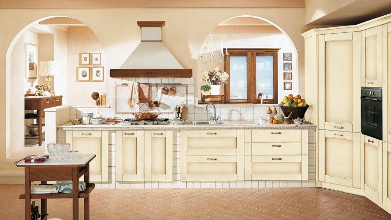 Все о дизайне кухни в светлых тонах