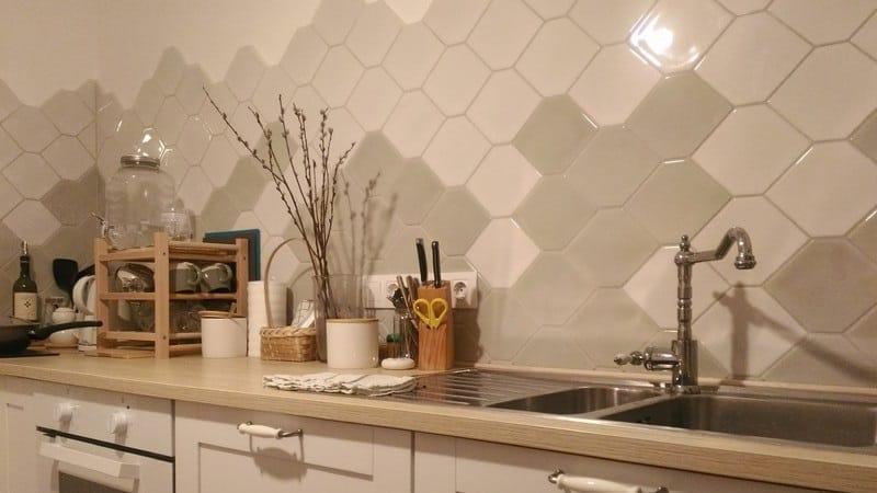 Все о плитке Керама Марацци для кухни