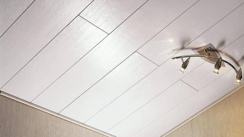 Все о потолочных панелях для кухни