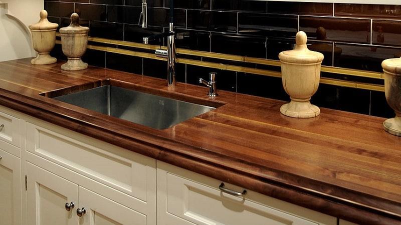 Замена кухонной столешницы: как снять и поменять ДСП