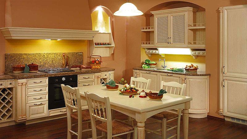 Подбор цвета для кухни по фэн-шуй
