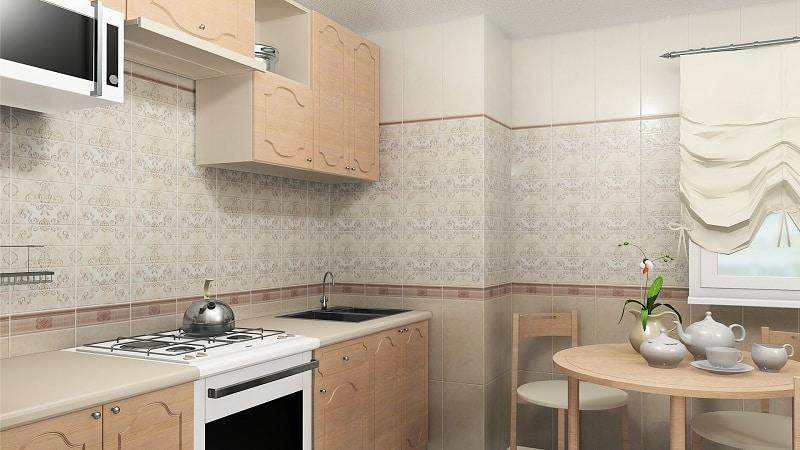 Все о применении пластиковых панелей на кухне