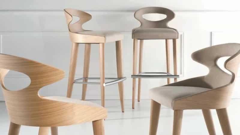 О барных стульях для кухни