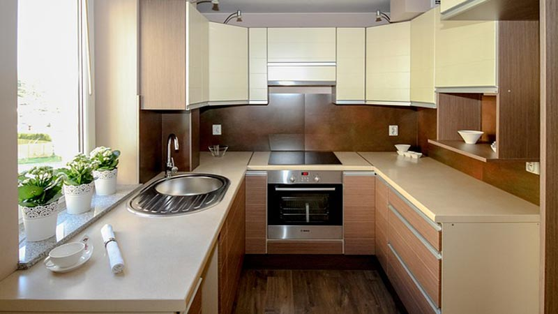 Как красиво оформить кухню: варианты стильного дизайна