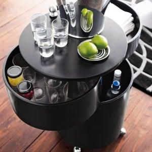 Кухня с баром: комплектация кухонного гарнитура и его наполнение