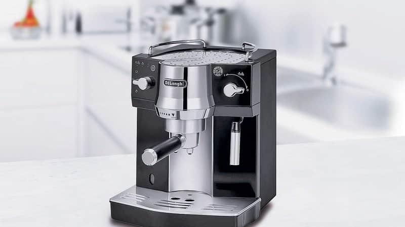 Как сделать автоматическую декальцинацию кофемашины