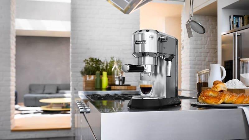 Как выбирать рожковую кофеварку для дома