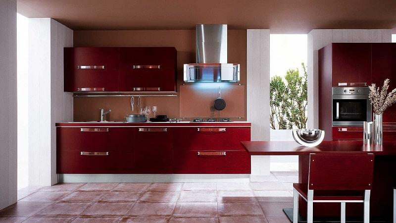 Выбираем цветовое решение кухни