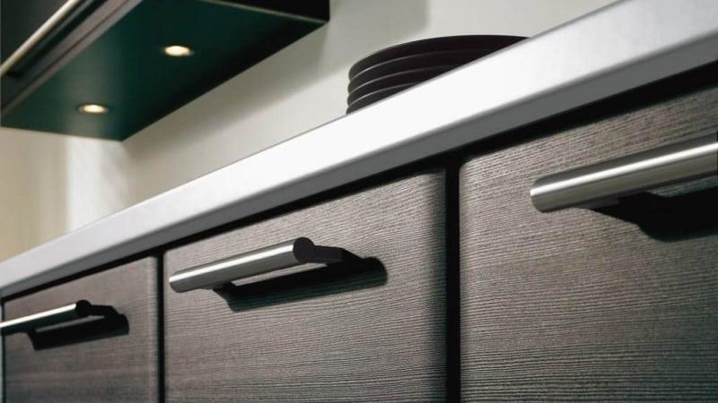 Выбор ручек для мебели на кухню