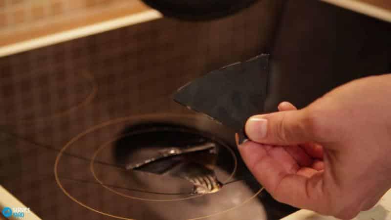 Замена стекла на варочной поверхности своими руками