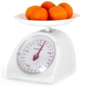 Разновидности электронных кухонных весов