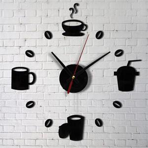 Делаем часы на кухню своими руками