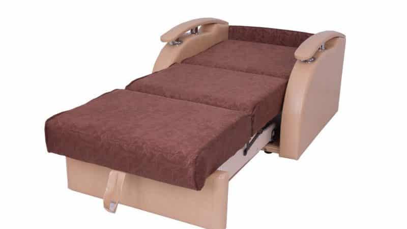 Кресло-кровать как спальное место на кухню