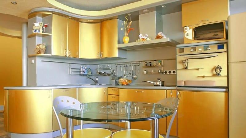 О золотой кухне