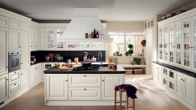 Самые красивые и стильные кухни