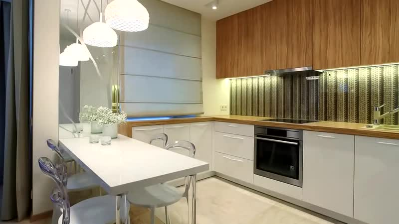 Создание обеденной зоны на кухне