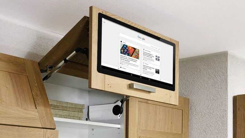 Можно ли поставить телевизор на холодильное устройство