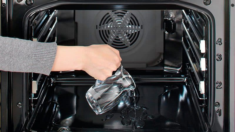 Что такое гидролизная очистка духового шкафа