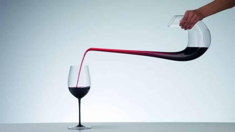 Что такое винный декантер