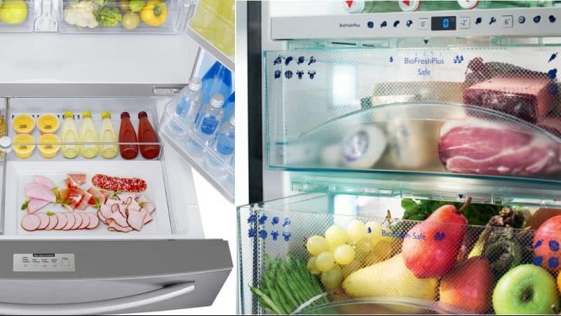 Для чего нужны зоны свежести в холодильниках и что это такое
