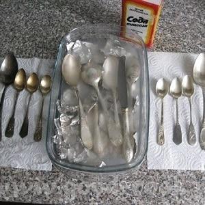 Как чистить посуду из мельхиора в домашних условиях