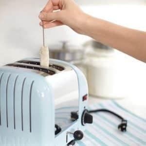 Как очищать тостеры внутри от крошек в домашних условиях