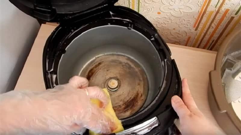 Как помыть мультиварку правильно - все нюансы